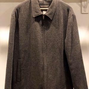 Banana Republic Wool Cashmere blend Pea Coat